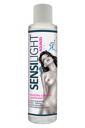 Lubrificante Anale Sensilight Analgel 150ml