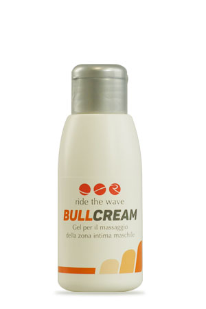 Gel per Massaggi Ride the Wave BullCream 50ml